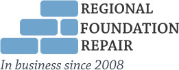 Regional Foundation Repair - In Business Since 2008