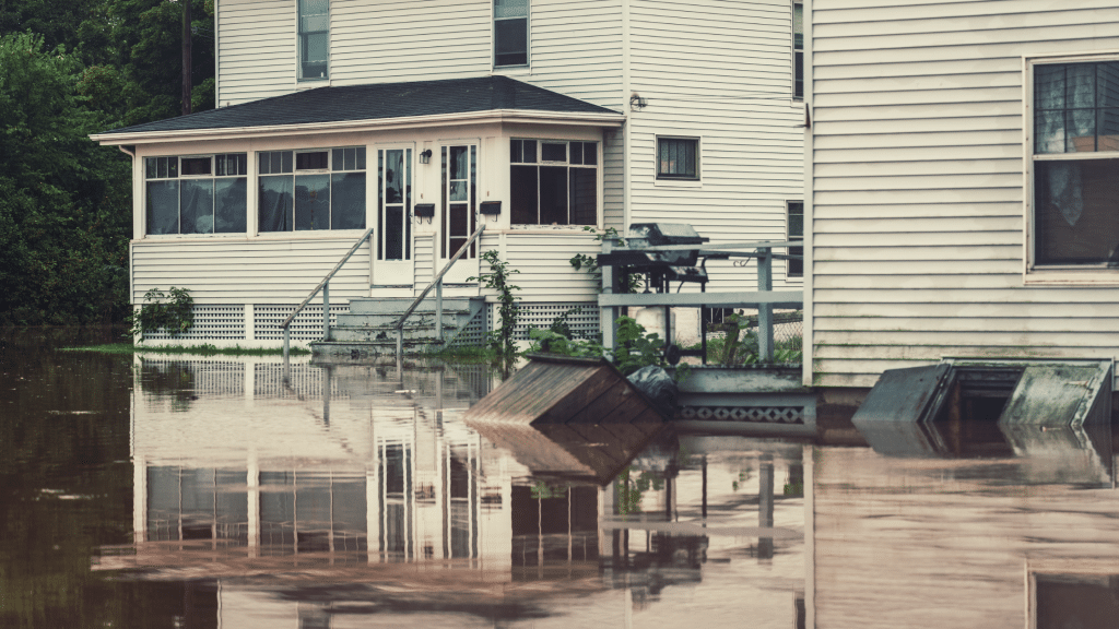 Flooding puts your home at severe risk