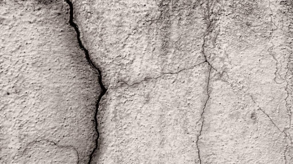 cracks in a slab foundation