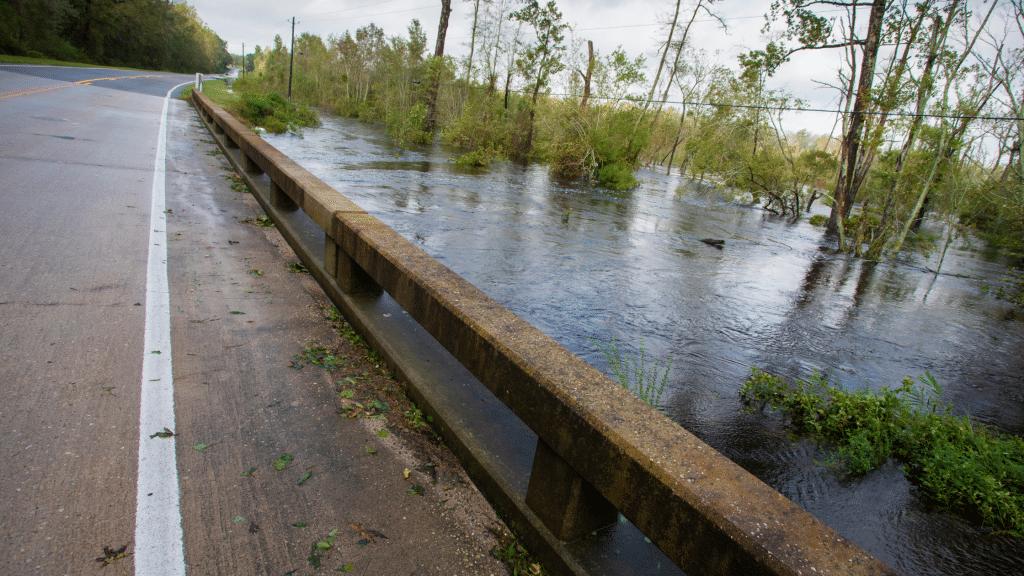flooding in Henrico Virginia
