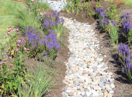 french drain can keep your crawl space moisture-free